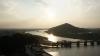 犬山城から見た木曽川
