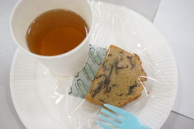 薬膳茶と薬膳スイーツ