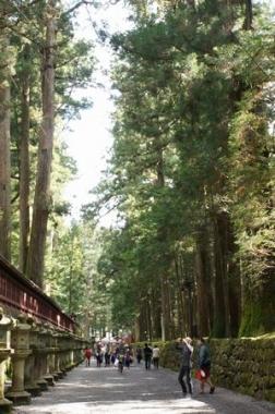二荒山神社から東照宮へ