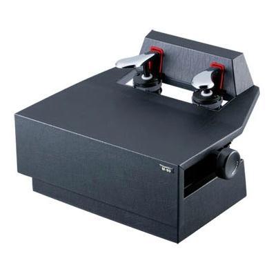 ピアノ補助ペダルM-60クリア