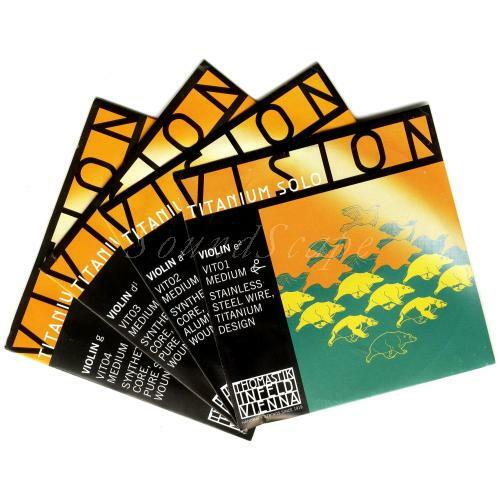 Vision Titanium Solo / ヴィジョン チタニウム ソロ