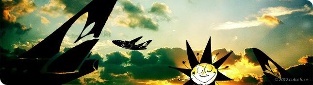 空と飛行機大好き!