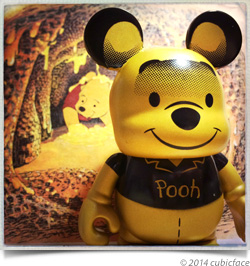 2014 Trading Nights Vinylmation Winnie the Pooh