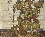 Herbstsonne, 1914