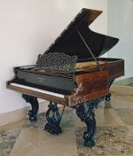 スタインベックのグランドピアノ