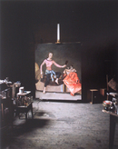 (C)artnet.com Photo:Evelyn Hofer 「Atelier Balthus」