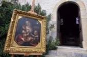 (C)AFP ? 5 nov. 2008 記事より Madone de Laroque: une expertise dempreinte met à mal la thèse dun de Vinci