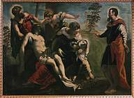 Descent from the Cross  Jacopo Tintoretto