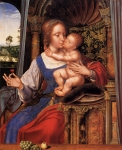 Virgin and Child c. 1529