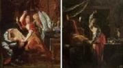 Judith Beheading Holofernes(1601-03) Adam Elsheimer
