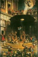Giuliano Bugiardini Martirio di santa caterina dalessandria(1530-40)