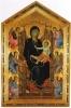 Duccio Rucellai Madonna Uffizi