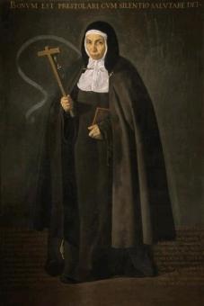 Madre Jerónima de la Fuente