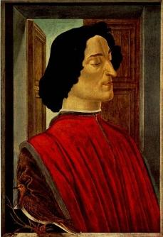 Sandro Botticelli Giuliano de Medici