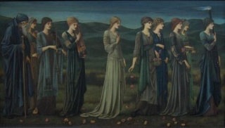 Psyche's Wedding (1895), Royal Museums of Fine Arts of Belgium