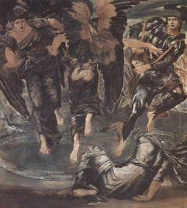 5.The Death of Medusa Study in Southampton Art Gallery