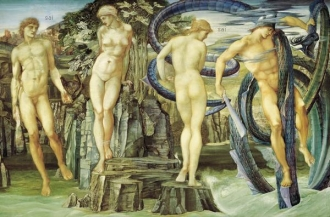 Perseus and Andromeda(1876)BURNE-JONES, Edward ,Art Gallery of South Australia