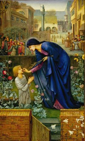 The Prioress Tale, 1865-98