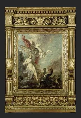 Andromeda c.1867 - 1869