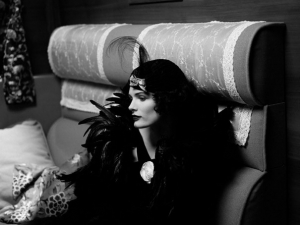 The Trip That Coco Chanel Only Made In Her Dreams, a short film written and directed by Karl Lagerfeld