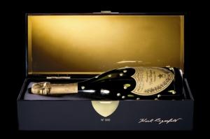 Dom Perignon Vintage 1998 série limitée Karl Lagerfeld