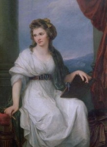 Angelica Kauffmann  Self-Portrait