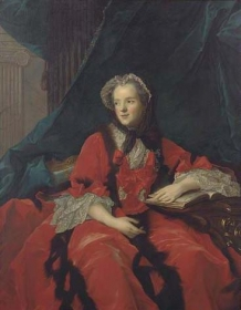 FOLLOWER OF JEAN-MARC NATTIER
