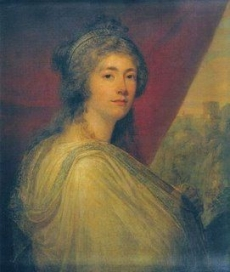 Lady Georgiana, Duchess of Devonshire Angelica Kauffman