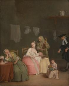 The Letter 1746 Pietro Longhi (Pietro Falca) The Metropolitan Museum of Art
