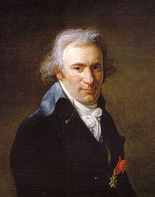 Hanet dit Cléry par le peintre Henri-Pierre Danloux.