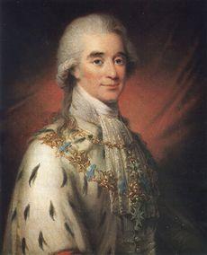 Axel Fersen, Carl Fredrik von Breda, Lofstad Castle, Sweden-2