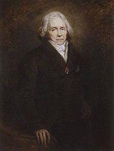 Talleyrand en 1828, par Ary Scheffer