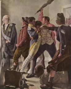 Count Axel von Fersen  Murdered