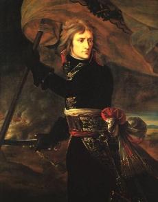 Antoine Jean Gros Napoleon Bonaparte