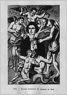 LŒuvre du marquis de Sade, Guillaume Appolinaire