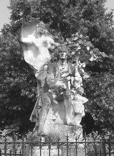 Jean-Jacques Rousseau, Genève 1712 ? Ermenonville 1778 (Vitam Impendere Vero) by Henri Gréber 1908