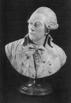 Maximilien Robespierre by Claude-André Deseine