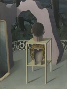 Magritte-Le mariage de minuit-1926