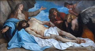 Anthony Van Dyck The Lamentation over the Dead Christ