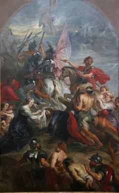 royaux des Beaux-Arts de Belgique La Montee au Calvaire