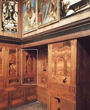 Studiolo of Federico da Montefeltro, Urbino