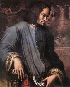 Lorenzo by Giorgio Vasari