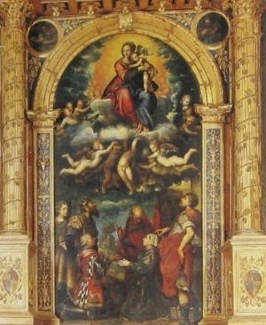 Chiesa di S. Sigismondo, Cremona