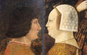 Galeazzo Maria Sforza by Zanetto Bugatto, 1475, Sforza Castle Museum-2