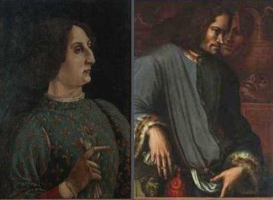 ロレンツォ・デ・メディチとスフ...