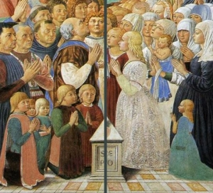 family of Francesco Sforza