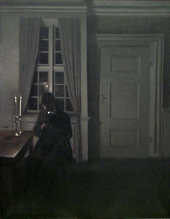 ヴィルヘルム・ハンマースホイの画像 p1_16