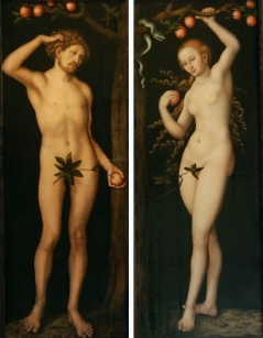 Adam and Eve 1530 Norton Simon Museum