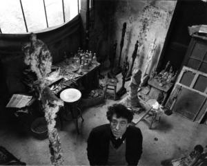 Alberto Giacometti by