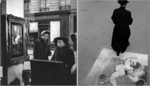 photographer Robert Doisneau (1912-1994)